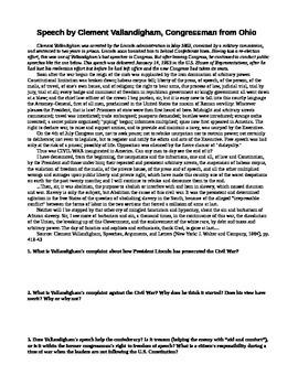 Reconstruction Era Primary Source Readings - U.S. History