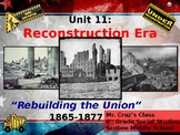 Reconstruction Era, STAAR Powerpoint Lecture