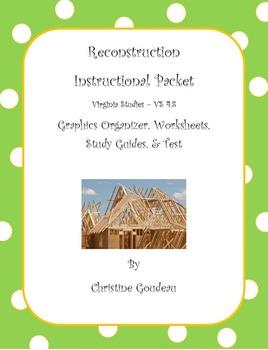 Reconstruction Era - Virginia after the Civil War - Instru