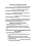 Reconstruction Guided Notes