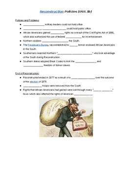 Reconstruction Guided Notes (STUDENT COPY)