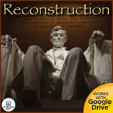 Reconstruction Interactive printable or Google Drive™ Note