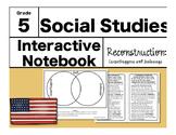 Reconstruction Interactive Notebook-Carpetbaggers & Scalawags