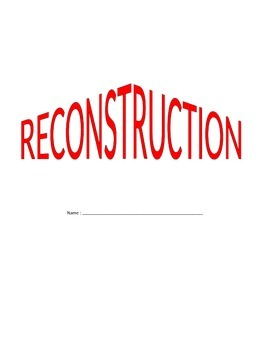 Reconstruction Interactive Notes