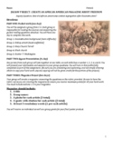 Reconstruction Jigsaw Project: Create a African American Magazine about Freedom