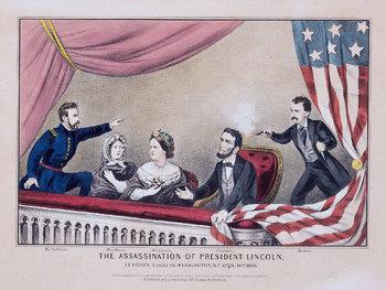 Reconstruction Lincoln's Assassination