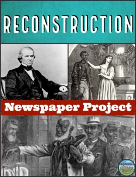Reconstruction Newspaper Project