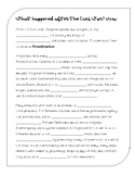 Reconstruction Note Sheets (Virginia Studies 8abc)