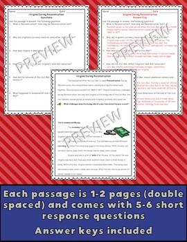 Reconstruction Passages & Questions VS.8 {Digital & PDF Included}
