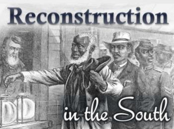 Reconstruction Powerpoint PPT Unit Plan: SS5H2