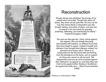 Reconstruction (Presentation)