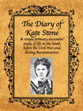 Reconstruction:  Primary Document Diary Study of Life in t