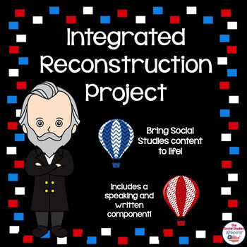 Integrated Reconstruction Project