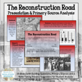 Reconstruction after the Civil War Road to Rights Activity