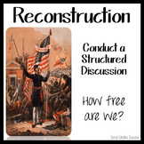 Reconstruction Debate and Primary Sources