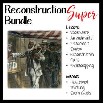 Reconstruction SUPER BUNDLE