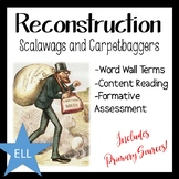 Reconstruction Scalawags and Carpetbaggers Activity