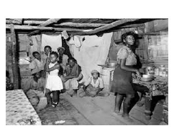 Reconstruction: Sharecropper Power Point