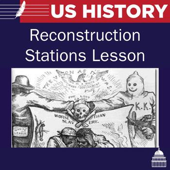 Reconstruction Stations | US History