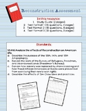 Reconstruction Test and Study Guide