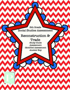 Reconstruction & Trade Assessment with Study Guide