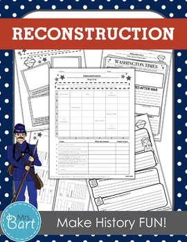 Reconstruction Unit- 47 pages