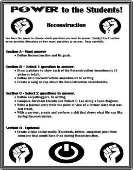 Reconstruction Unit Bundle