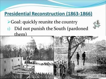 Reconstruction Unit PowerPoints