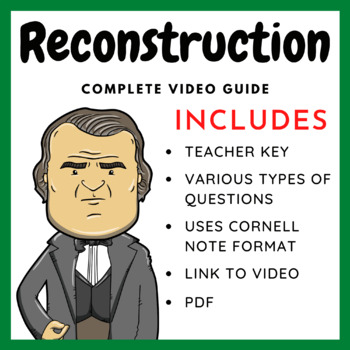 Reconstruction - Video Guide 1865-1877