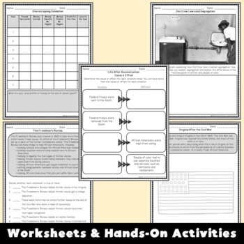 Reconstruction: Virginia Studies VS.8 {Digital & PDF Included}