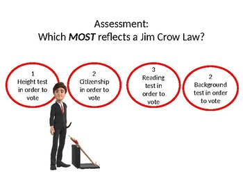 Reconstruction and Jum Crow Laws