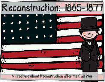 Reconstruction Brochure