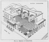 Reconstruction of the Basilica of Constantine