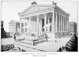 Reconstruction of the Temple of Jupiter Optimus Maximus, Rome