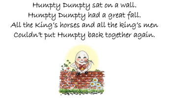 "Reconstruction using ""Humpty Dumpty"""