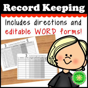 Record Keeping Form  and Data Collection