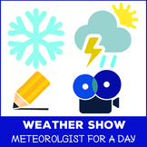 Record a Weather Show - Hands-on Weather Prediction