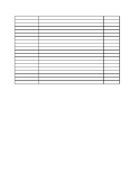 Record of Parent Communication Form Editable and Printable