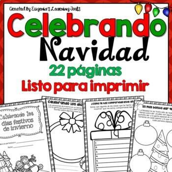 Recuerdos de La Navidad (Christmas Memory Book)