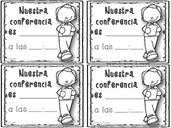 Recordatorios para padres- en español  / Parent reminders in Spanish