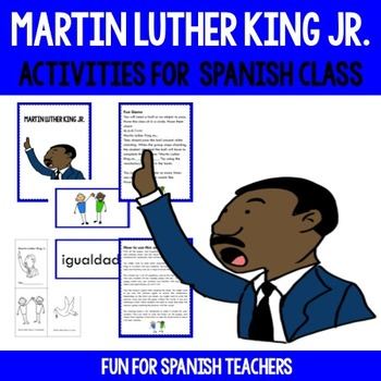 Martin Luther King {Spanish}