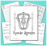 Recorder Apprentice Program