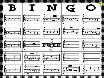 Recorder BINGO *B-A-G