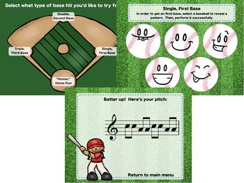 Recorder Baseball {C'BAG}