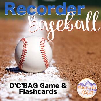 Recorder Baseball {D'C'BAG}