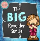 The BIG Recorder Bundle #musiccrewrecorder
