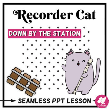 Down by the Station Recorder Music