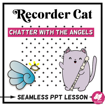 Chatter with the Angels Recorder Music