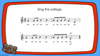 Recorder Cat Recorder Music PowerPoint Bundle