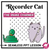 The Snake Charmer Recorder Music